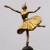 Pavlova statue