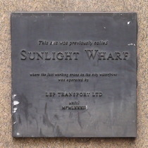 Sunlight Wharf
