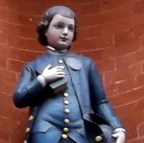 St John of Wapping  - charity boy