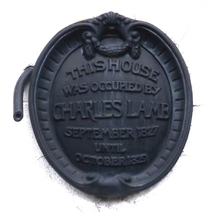 Charles Lamb - 85 Chase Side