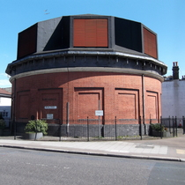 Rotherhithe Tunnel Airshaft