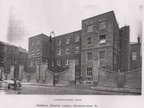Cleveland Street Workhouse