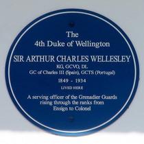 4th Duke of Wellington
