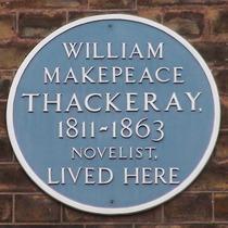 William Thackeray - W2