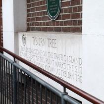 Tyburn Convent - Tyburn Tree