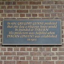 Tyburn Convent - Gunne