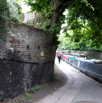 Islington Tunnel - east