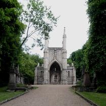 Nunhead Cemetery Chapel