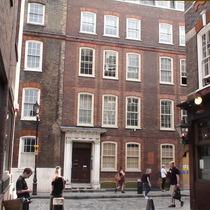 Folgate Street houses