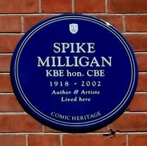 Spike Milligan - W2