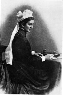Lady Superintendent Alice Cross