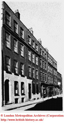 12 & 14 Folgate Street