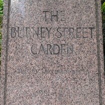 Burney Street Garden