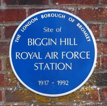 Biggin Hill Royal Air Force Station