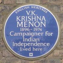 Krishna Menon - N6