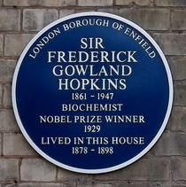 Sir Frederick Hopkins