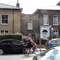 Tufnell Park Road - Listed