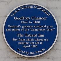 Chaucer's Tabard Inn