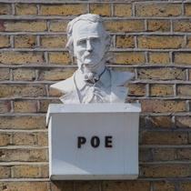 Edgar Allan Poe - N16  - Bust