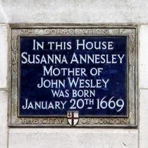 Susanna Annesley