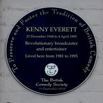 Kenny Everett - W8