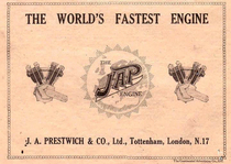 J.A.P. Engineering