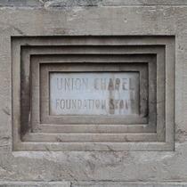 Union Chapel - foundation