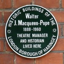 Walter Macqueen-Pope