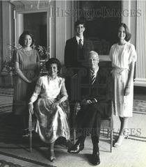 family of John J. Louis, Jr.