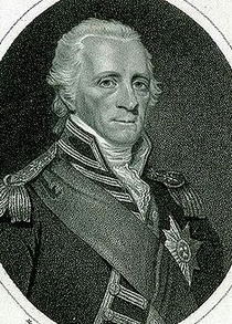 Admiral, Sir John Colpoys, GCB