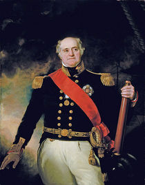 Vice-Admiral, Sir Thomas Masterman Hardy, GCB