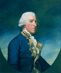 Admiral, Viscount Samuel Hood, GCB