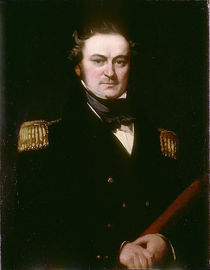 Rear-Admiral Sir William Edward Parry, DCL, FRS