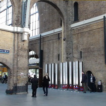 King's Cross war memorial - 3. post-renovations