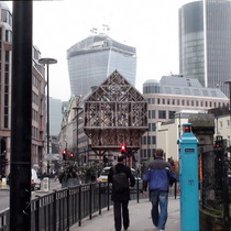 Chaucer and Aldgate
