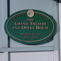 Croydon Grand Theatre and Opera House