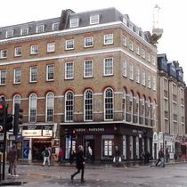 Beatles' Apple Bouttique - Baker Street