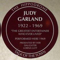 Hippodrome - Judy Garland