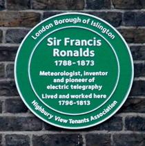 Sir Francis Ronalds - N5