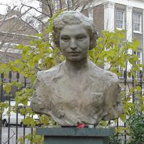 Noor Inayat Khan bust