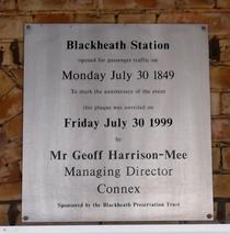 Blackheath Station
