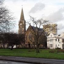 Trinity Chapel and Sir Francis Lycett