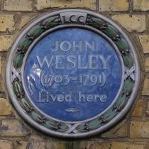 John Wesley's house - EC1