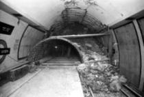 Bounds Green Station air raid