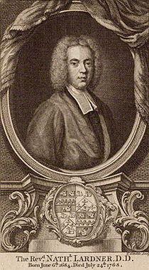 Nathaniel Lardner, DD