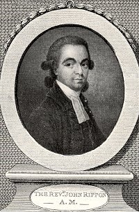 John Rippon, DD