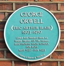George Orwell - Hayes