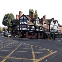 Hern or Hurn Cross - Croydon