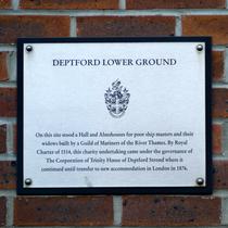 Deptford Trinity Almshouses