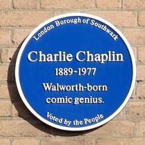 Charlie Chaplin - birth